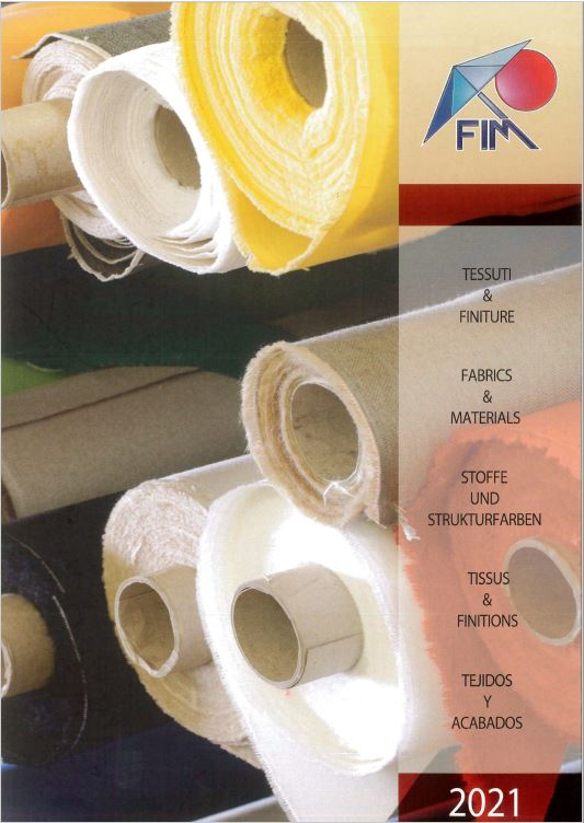 Ersatzbezug FIM Stoff Element Flexy 300 Gewebe lt. FIM Kollektion ohne Volant