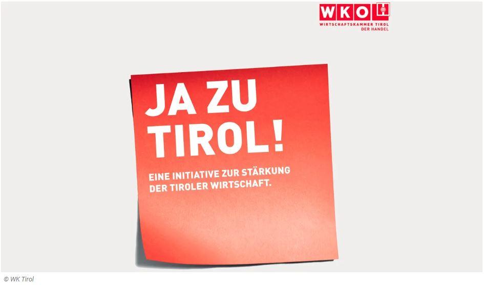 Ja zu Tirol!